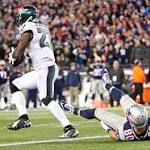 Mistakes haunt Patriots in shocking setback to Philly