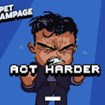 Why It's Impossible to Win an Oscar In That Leonardo DiCaprio 'Rampage' Game