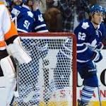 Nylander scores in NHL pre-season debut as Maple Leafs beat Flyers