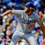 Clayton Kershaw wins 20th games as Los Angeles Dodgers rout Chicago Cubs ...