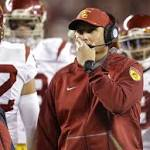 USC's Helton fires 4 assistants, including Wilcox