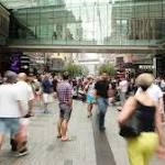 Australia beats growth forecast