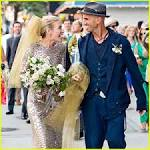 Stephen Kay Marries Piper Perabo in Merchant's House Museum