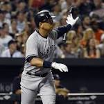 Yankees' Alex Rodriguez is one hit away from 3000