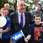 Scotland took long road to independence vote