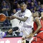 Foster out as K-State shakes up roster