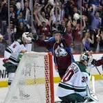 Late-night magic — Avalanche wins thrilling playoff opener
