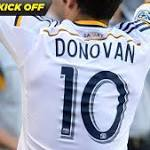 Kick Off: Donovan offers his take on USMNT snub, sets all-time MLS goalscoring ...