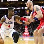 Sixers avenge embarrassing loss to Wizards