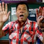 Rodrigo Duterte, the 'Filipino Donald Trump,' poised for victory as U.S. watches anxiously