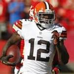 Cris Carter says Browns should cut Josh Gordon