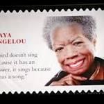 Fail! Us postal service issues Maya Angelou stamps, use wrong quote