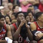 Gottfried, NC State end with 2nd NCAA Sweet 16 in 4 seasons