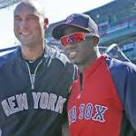 Derek Jeter on Fenway tribute: 'It made me feel happy I was part of this rivalry'
