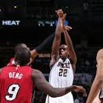 Khris Middleton's buzzer-beater for Bucks halts Heat
