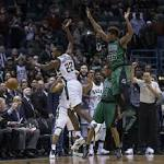Analyzing Avery Bradley's costly foul, wild final moments of Boston Celtics' 112-111 loss to Milwaukee Bucks