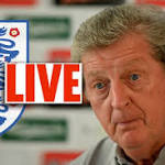 England squad announcement recap: Roy Hodgson names his players for ...