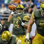 With a complete effort, Notre Dame dominates Army