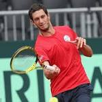 It's all down to Murray again! British Davis Cup hopes of beating America rest ...