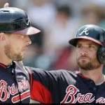 Jonny Gomes' Home Run Gives Atlanta Braves 7-5 Win over Pittsburgh Pirates