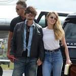 Johnny Depp, Amber Heard reunite in Australia amid rumors of marriage troubles