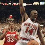 Anthony Mason was the heart of New York basketball