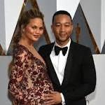 Proud Parents Chrissy Teigen and John Legend Are Over Joyed At The Birth Of Their Daughter