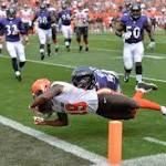 Joe Cool: Flacco rallies Ravens to 25-20 win over Browns (Sep 18, 2016)