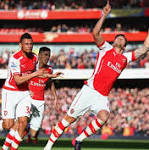 Arsenal v Everton: five things we learnt