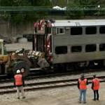 Electric Line Derailment Causing Delays For Morning Rush