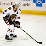 Blackhawks' Keith suspended 6 games for high-sticking (Apr 2, 2016)