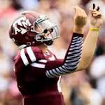 Texas A&M will remain depleted until Alabama