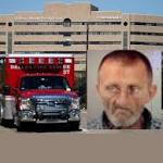Police find man who rode in Ebola patient's ambulance