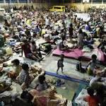 Typhoon Hagupit Heads Menacingly Toward Philippines