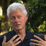 Bill Clinton: Hillary Clinton needs time