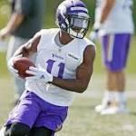 Laquon Treadwell: 'I'm in a great spot' with Minnesota Vikings