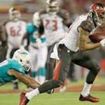 Miami Dolphins struggle, but defeat Bucs in preseason game