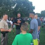Kansas Black Lives Matter holds picnic with police instead of protest