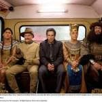 'Night at the Museum: Secret of the Tomb' revisits the same (successful) formula ...