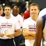 Season hasn't turned out as expected, but Wizards showing signs
