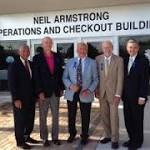 NASA Honors Neil Armstrong By Renaming Historic Building