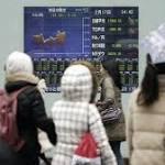Toronto stock market slightly higher, Canadian dollar up
