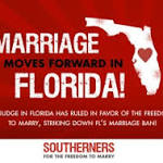 Third Florida Judge Overturns Ban on Same-Sex Marriage