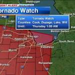 Chicago Weather: Severe storms possible Wednesday evening