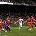AS Roma beats Liverpool at Fenway