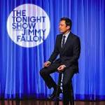 Jimmy Fallon makes 'Tonight Show' debut on Monday