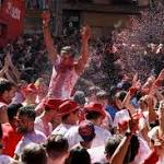 Running Of The Bulls 2016: The Best Photos From San Fermin Festival In Pamplona, Spain