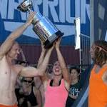 Team Ninja Warrior Crowns It's Champions: 'I Stepped on the Gas,' Says Team Captain
