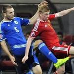 Belgium escapes with 1-1 draw against Bosnia