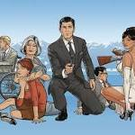 Top US series Archer's 'ISIS' crisis